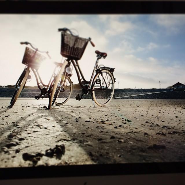 Fahrradshooting